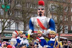 Géants carnaval de Dunkerque