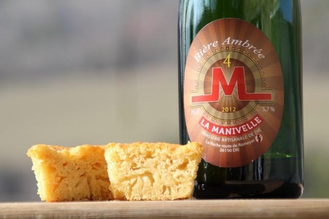 IMG 1582 1024x683 640x427 Muffins à la bière ambrée