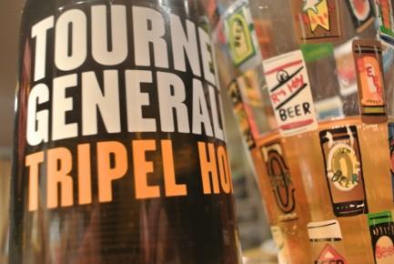 Tournée Générale, une émission et une bière de la chaîne ÉÉN