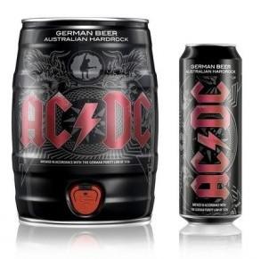 Le groupe de Hard Rock AC/DC lance sa bière !