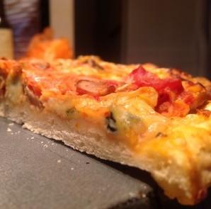Recette de la pâte à pizza italienne à la bière