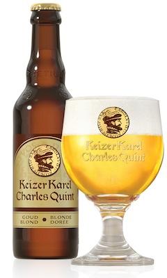 Charles Quint, une bière interdite aux moins de 35 ans
