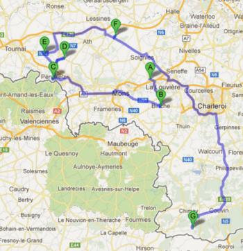 Les trésors brassicoles de la Province du Hainaut