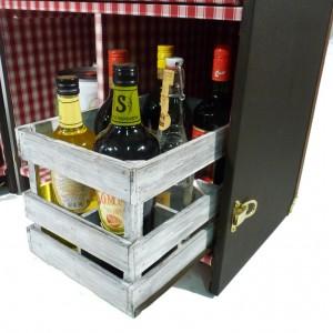 Malle Alsace  3-4   bouteilles