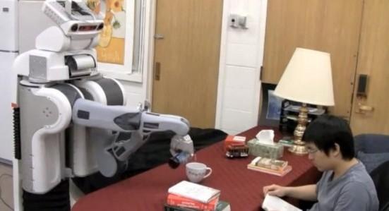 Le robot qui devine quand tu as besoin d'une bière