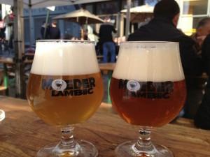 Bières italiennes : Extraomnes Zest (Extraomnes) et Triplipa Speciale (Opperbacco)