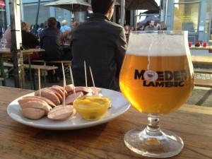 Bières italiennes : Czech Norris (Brewfist)