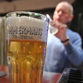 Visite de la brasserie Timmermans