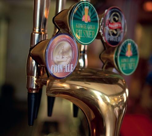 L'Afrique du sud et la bière artisanale.