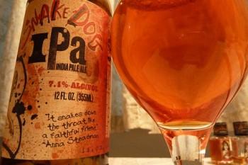 Snake Dog IPA Flying Dog Brewery 350x233 Test de la Snake Dog IPA, de la brasserie Flying Dog