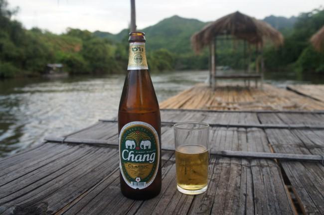 La Chang dans la jungle Thaïlandaise photo d'Août 2013
