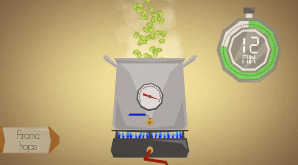 Comment faire sa bière, la vidéo animée