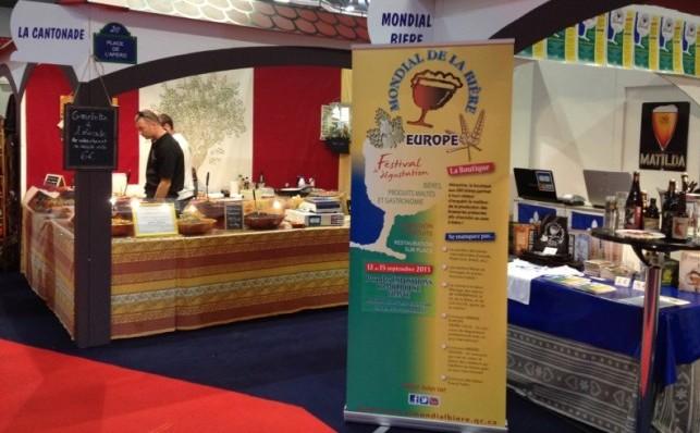 Mondial de la bière à Mulhouse du 12 au 15 Septembre
