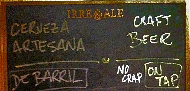 Top 5 des meilleurs bars à bières de Madrid