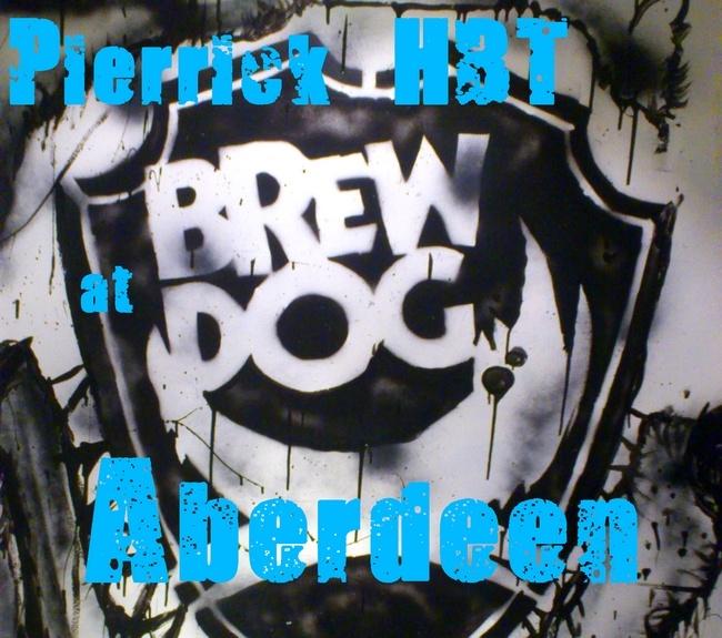 BrewDog Aberdeen (1ère partie)