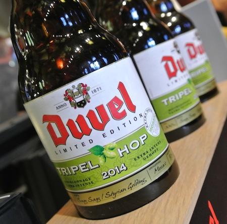 On a (déjà) testé la Duvel Tripel Hop 2014