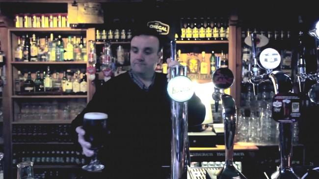 La bière artisanale d'Irlande