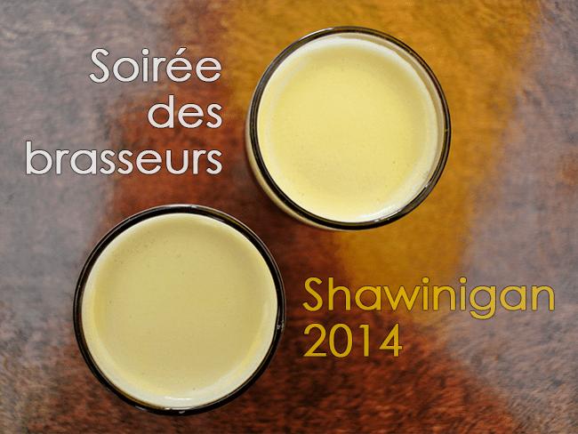 5ème soirée des brasseurs – Shawinigan 2014