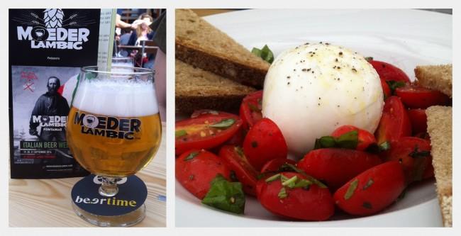 Italien Beer Week-end au Moeder Lambic