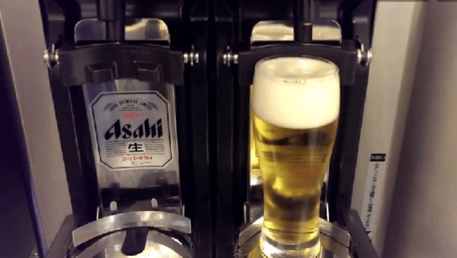 Une tireuse à bière automatique intelligente