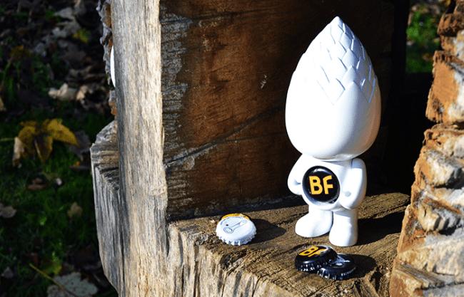Brewce, le nouveau super-jouet à la tête de houblon