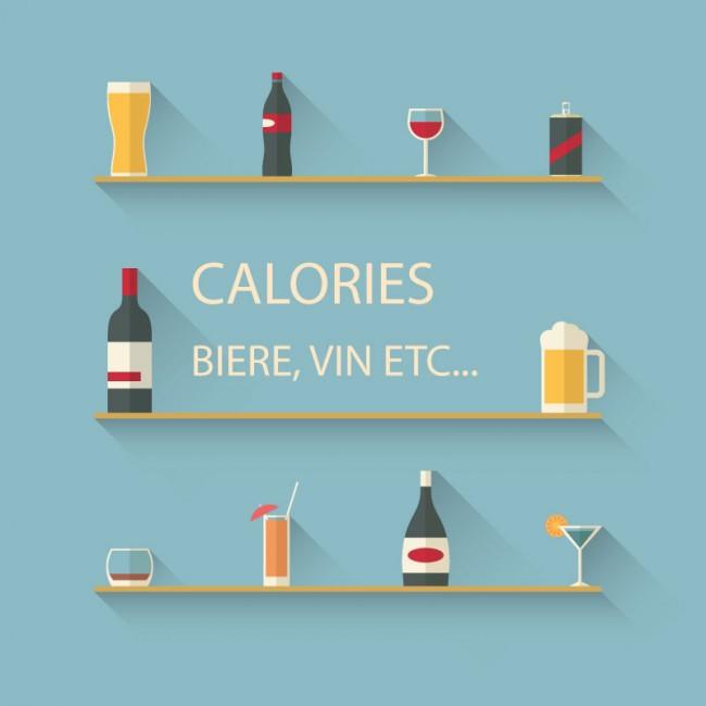 [Infographie] La bière fait-elle vraiment grossir ? La vraie réponse !