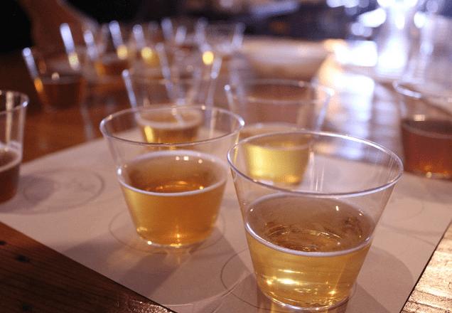 Une bière vraiment faite à la pisse humaine !