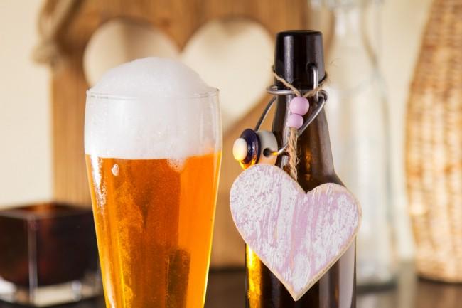 Top 10 cadeaux bière Saint-Valentin pour une femme