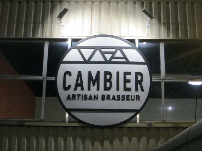 Visite d'une brasserie artisanale dans le Nord: la brasserie Cambier