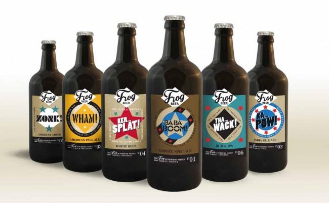 Ces brasseurs et ces bières misent sur l'originalité
