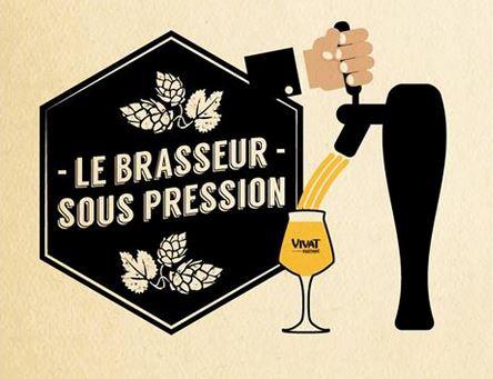 Événement: Brasseur Sous Pression au Vivat Factory (Lille)