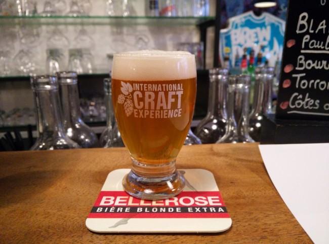Afterwork au Bellerose: à la découverte de l'Italie avec la Brasserie Baladin