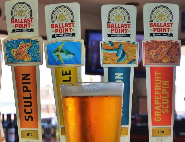 La brasserie « artisanale » Ballast Point vendue pour 1Md$