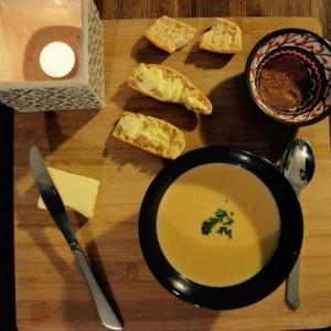 soupe a la Licorne black
