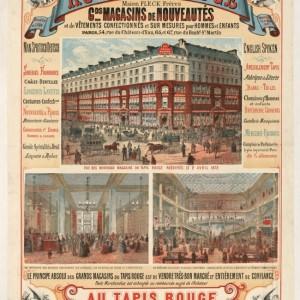 Publicité de 1872