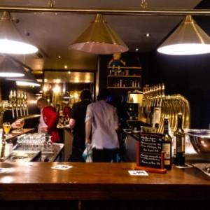 Bar salle principale