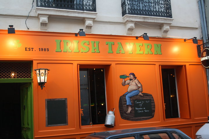 Born in Irish Tavern