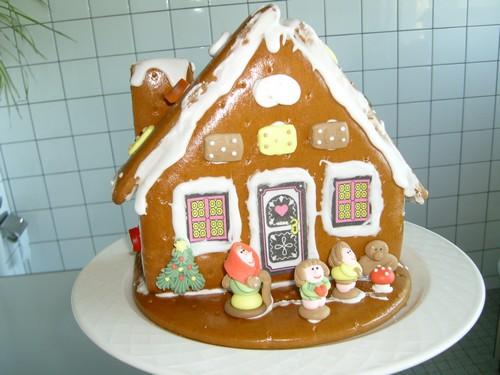 maison hansel gretel