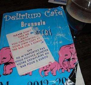 Le barathon belge, voyage en Belgique (Liège, Bruxelles, Bruges...)
