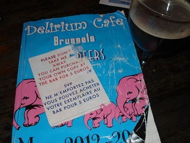 Le barathon belge, voyage en Belgique (Liège, Bruxelles, Bruges…)
