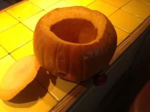 Déco Halloween Citrouille