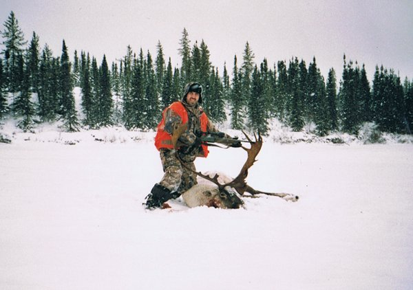 Chasse Caribou
