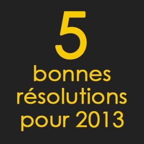 5 bonnes résolutions pour les amateurs de bières en 2013