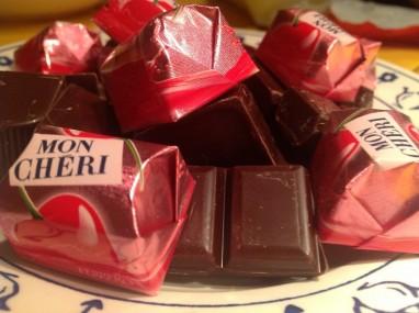 L'hyper-moelleux au chocolat « Mon Chéri »