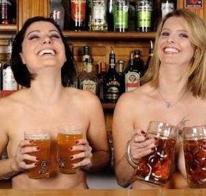 """Les """"Dieux du Pub"""", quand les clients d'un pub se dénudent..."""