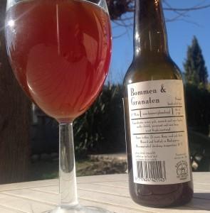 Bommen & Granaten, quand la bière devient liqueur !