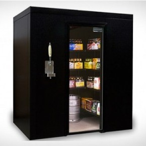 Avez-vous déjà rêvé d'un réfrigérateur à bière géant ?