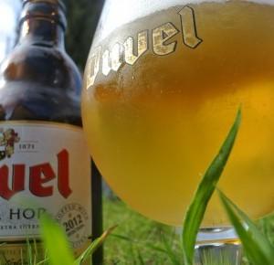 Duvel Tripel Hop 2012, la bière pamplemousse