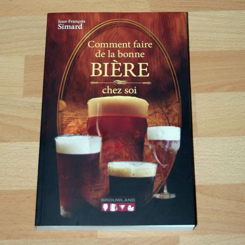 Livre de fabrication de bière