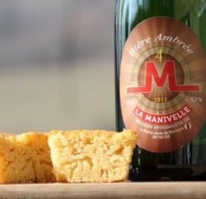 Muffins à la bière ambrée